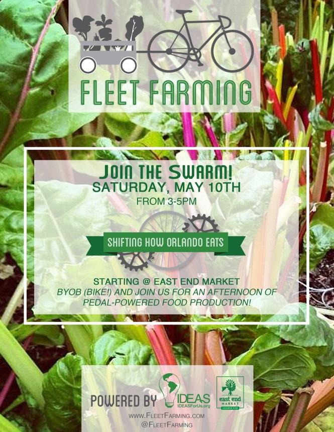 Fleet Farming Poster